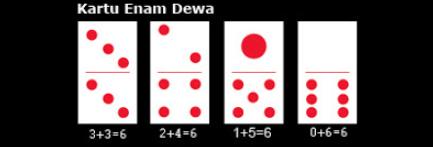 kartu jackpot lusiver atau 6 dewa
